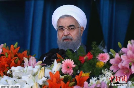 日媒:伊朗总统鲁哈尼拟于20日前后访问日本