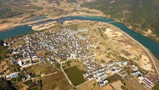 """""""万里茶道""""上的古村落——武夷山城村"""