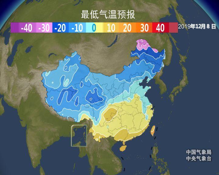 """福州后天5℃!  请扛住""""湿冷→晴冷""""连环击"""