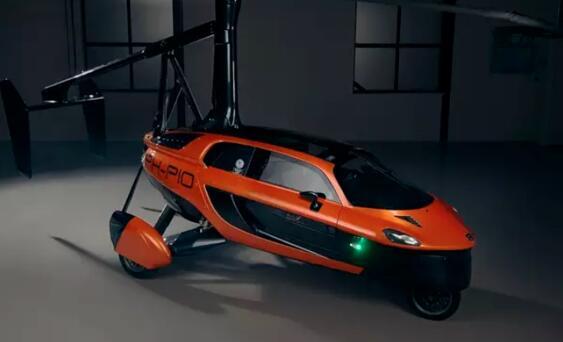 首辆飞行汽车亮相什么时候可以上市 飞行汽车卖多少钱