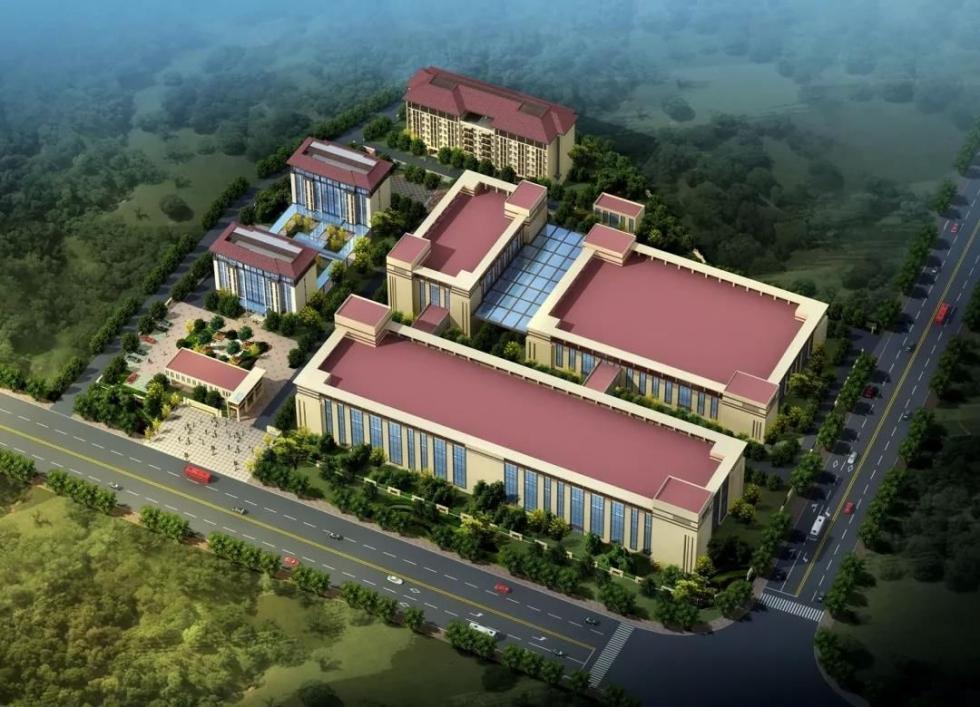 福州新区又一战略性产业项目即将建成投产