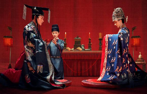 鶴唳華亭蕭定權大婚是第幾集 蕭定權為什么娶了別人結局如何