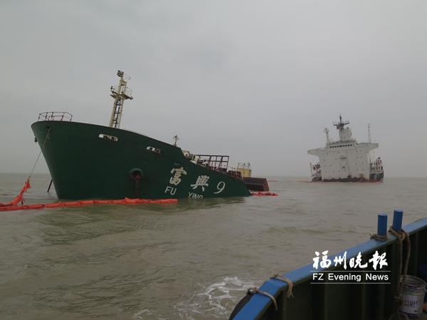 两个报警电话藏猫腻 大货轮沉没挖出非法采砂案