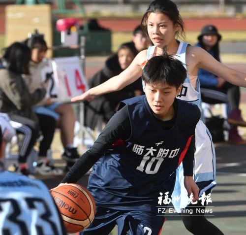 中小学生篮球联赛:师大附中、十八中女篮双双卫冕