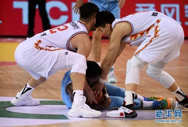 (体育)(12)篮球——CBA常规赛:吉林九台农商银行胜新疆伊力特