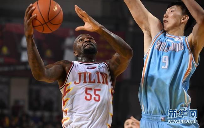 (体育)(1)篮球——CBA常规赛:吉林九台农商银行胜新疆伊力特