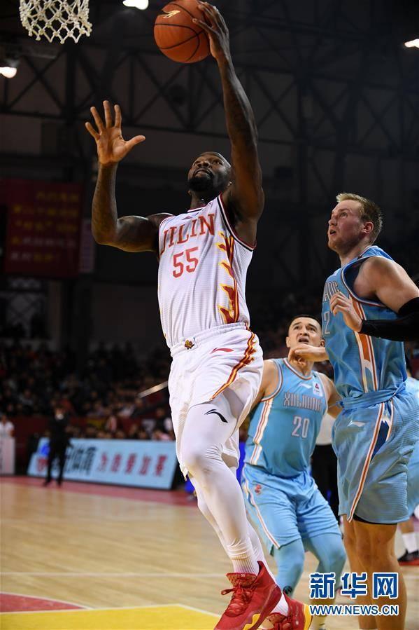 (体育)(11)篮球——CBA常规赛:吉林九台农商银行胜新疆伊力特