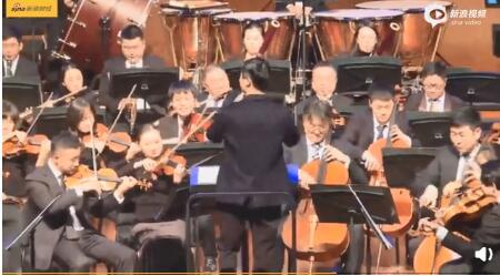 马云指挥交响乐怎么回事 马云跨界玩起了交响乐指挥