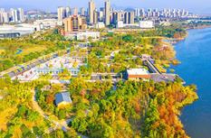 福建宁德:广植花草树木 打造绿色屏障
