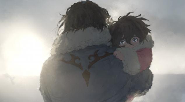 奇幻名作《鹿王》动画电影2020年9.18日上映