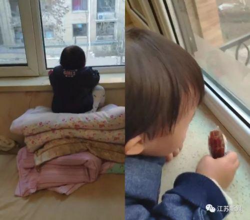 3岁女儿趴窗台上1小时没动怎么回事?3岁女儿趴窗台上1小时没动真相