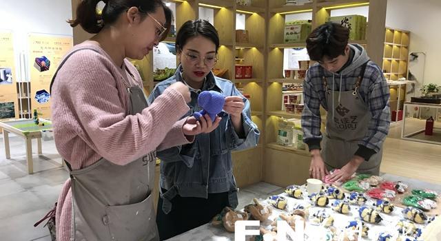 福州定西贫困妇女产品展销馆落户东二环泰禾广场