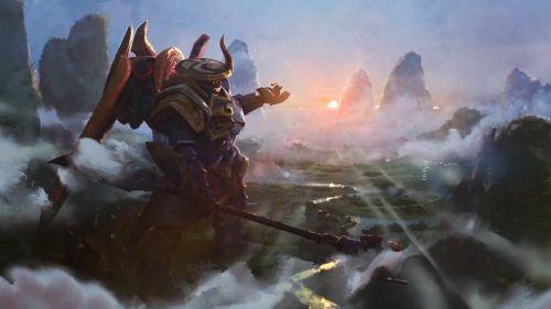 英雄聯盟王國機神新皮膚是怎樣的 中國古風機甲1月上線