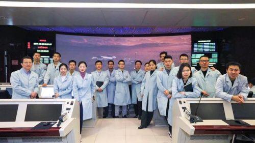 中国火星天团亮相怎么回事?中国首次火星探测任务计划于2020年实施