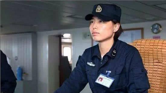 中国航母女司机徐玲个人资料照片 徐玲为什么选择做一个航母女司机