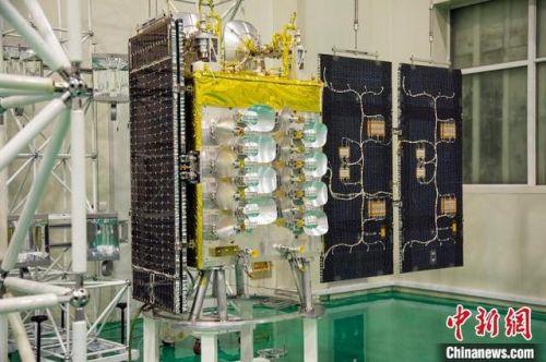 首颗5G卫星出厂什么情况 预计12月月底发射升空