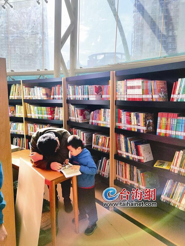 厦门思明双涵社区打造公益书吧 营造便民阅读新空间