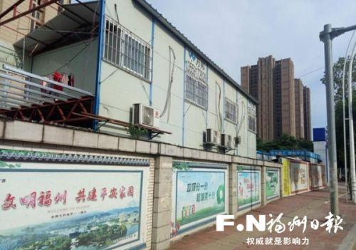 晋安城管大力治违 东二环景观整治基本完成