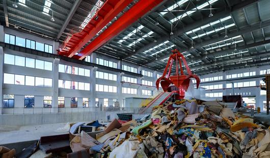 福州:分類垃圾去哪了 紅廟嶺上瞧一瞧