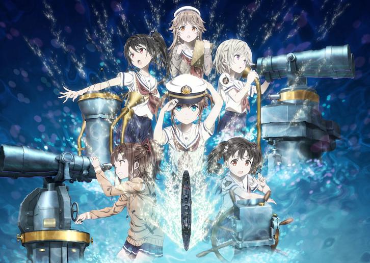 《高中舰队》新剧场版预告公开 明年1.18上映