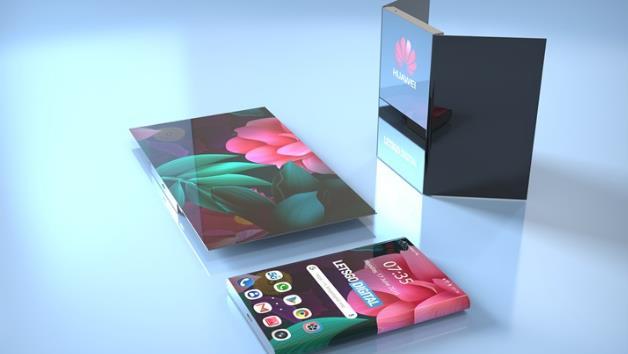 華為新型折疊屏手機專利曝光:既是雙屏機又是折疊機