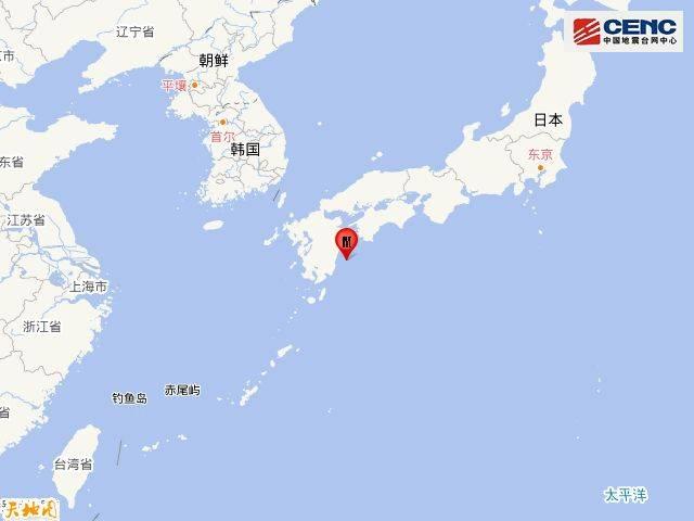 日本5.1级地震是怎么回事?日本5.1级地震严重吗详细情况