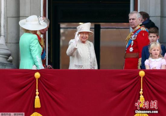 英女王致辭強調按時脫歐 約翰遜欲改革司法機構