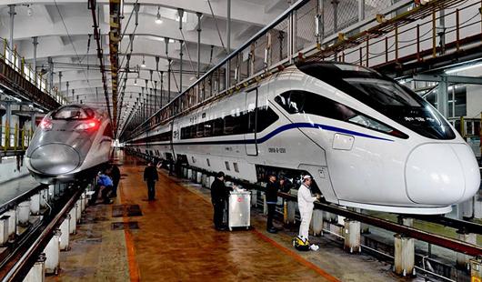 福州铁路部门:备战春运 安全先行