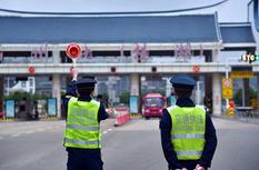 福州交通執法支隊開展統一執法行動 護航2020年春運
