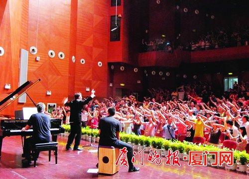 厦门鼓浪屿音乐厅将委托专业机构引进高端演出