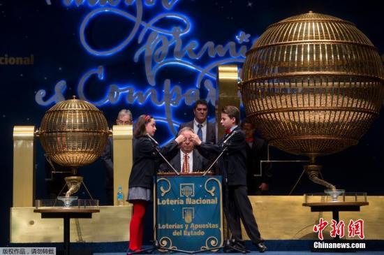 圣诞锦鲤!西班牙彩票开奖,谁分走了23.8亿欧元奖金?