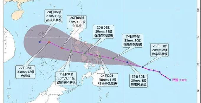 年末还有台风生成!级别或历史罕见!对福建影响是……
