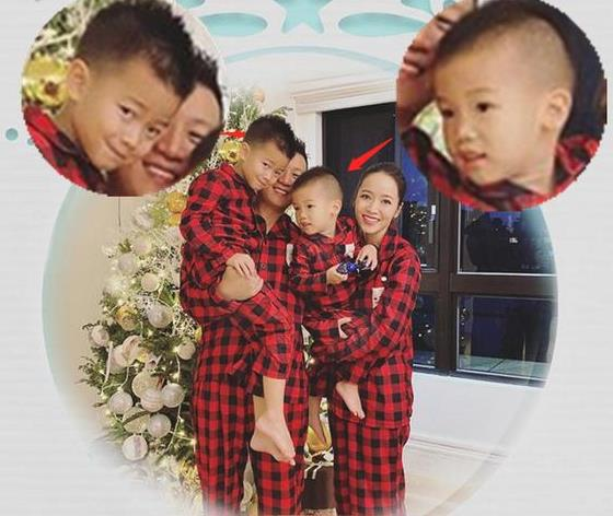 侯佩岑首晒全家福照片 侯佩岑结婚了吗老公是谁