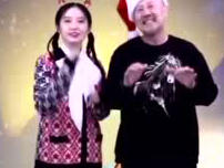 騰格爾送圣誕祝福