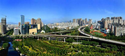 """""""滨海快线""""开工啦!福州市中心半小时到滨海新城"""