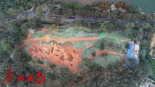 广州57座古墓群长什么样 广州57座古墓群照片曝光太震撼了