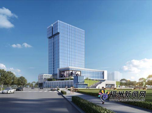 海丝国际旅游中心落地火车站南广场 预计明年6月投用