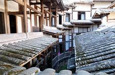大型夯土古民居——福建永安安贞堡