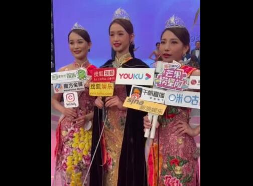 2019亞洲小姐冠軍誕生 江雨婷個人資料是富二代嗎父母干什么的