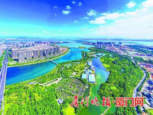 廈門進入國家生態園林城市公示名單