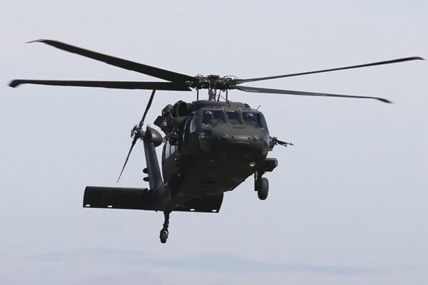 臺灣直升機迫降山林 載有13名高階軍官2人仍失蹤