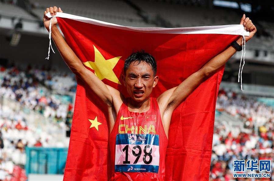 藏族选手多布杰:东京奥运会马拉松力争进前八