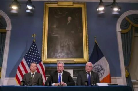 """伊朗方面表示将进行""""严厉报复"""" 纽约宣布高度戒备"""