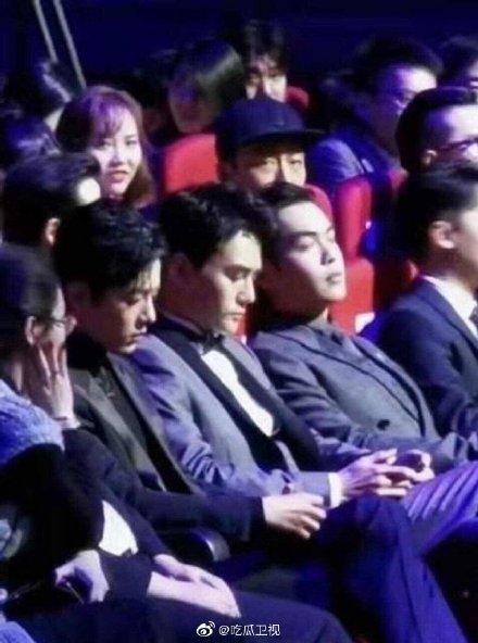 肖战王凯张若昀睡着了怎么回事 肖战王凯张若昀睡着了照片曝光【图】