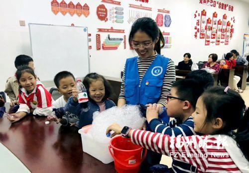福州晋安区象园街道将建街道级社会组织孵化中心