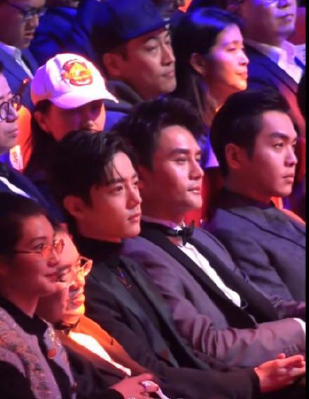肖战王凯张若昀出席活动同时睡着了?原因很搞笑