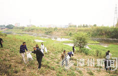 漳州在全省率先开展社区矫正对象参与巡河机制