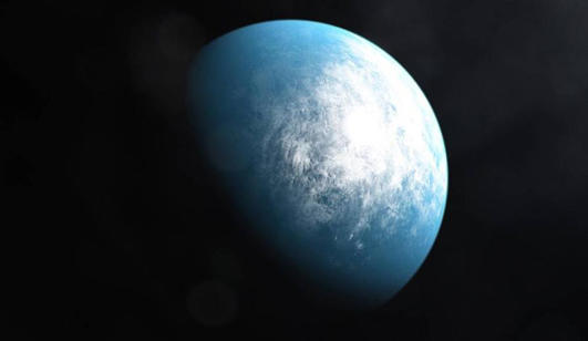 NASA发现人类宜居行星 距地球100光年