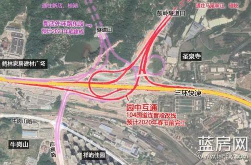 半小時直達連江!福州東部快速通道預計春節前通車