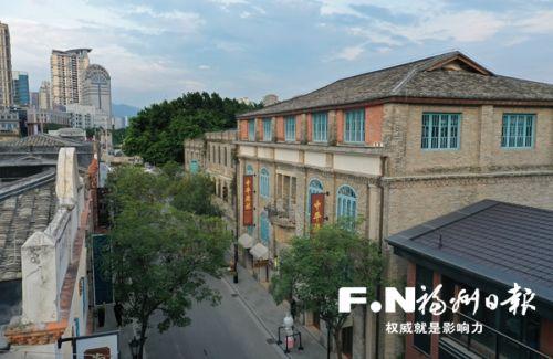 蒼霞特色歷史文化街區。(資料圖片)記者 葉義斌 攝